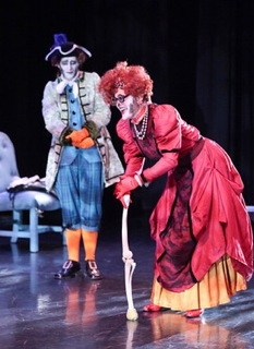 Photo Flash: Pantochino Productions Presents CINDERELLA SKELETON