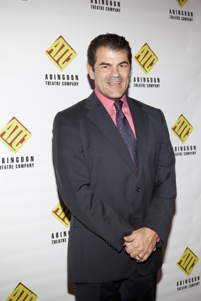 Peter Gregus at Andrew Rannells, Alison Fraser, et al. at Abingdon Theatre Company's 2011 Gala
