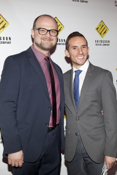 Photo Coverage: Andrew Rannells, Alison Fraser, et al. at Abingdon Theatre Company's 2011 Gala
