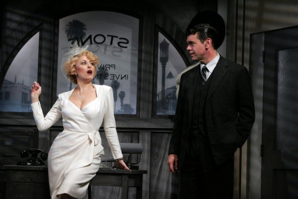 Photo Flash: First Look at Goodspeed Musicals' CITY OF ANGELS