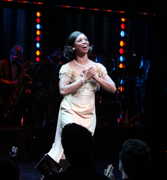 Photo Coverage: Adam Pascal's First MEMPHIS Curtain Call!