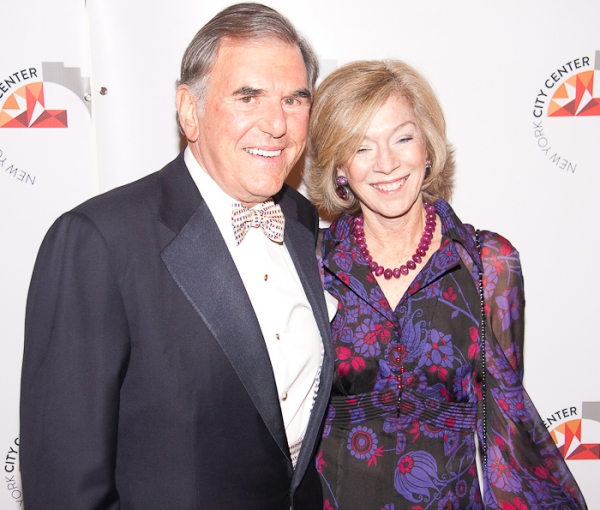 Fred Shuman and Stephanie Shuman