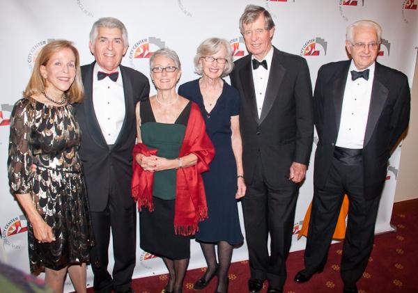Linda Goldstein, Dick Goldstein, Anne Tatlock, Nancy Stein, Ken Stein, and Bill Tatlock