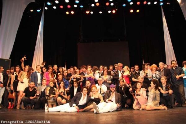 Photo Flash: El musical argentino tuvo su fiesta en la entrega de los PREMIOS HUGO