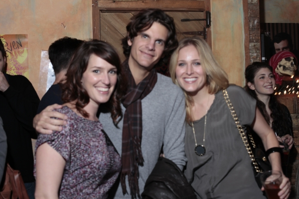 Photo Flash: Benjamin Walker, John Gallagher Jr., et al. at Colt Coeur Benefit