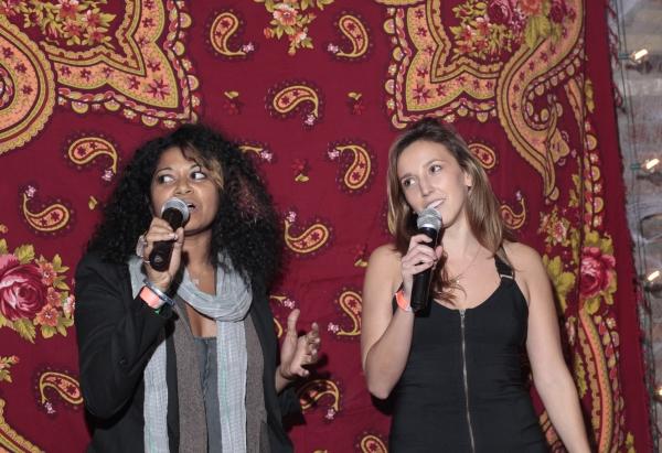 Rebecca Naomi Jones, Adrienne Campbell