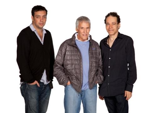 Will Frears, Burt Bacharach and Steven Sater Photo
