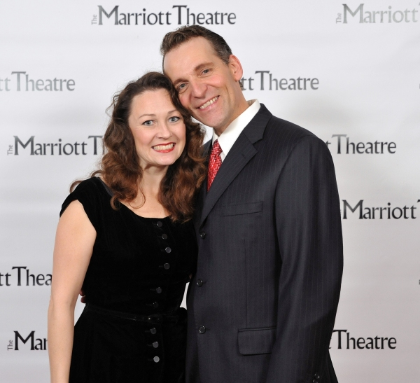 Photo Flash: Marriott Kicks Off Holiday Season With WHITE CHRISTMAS