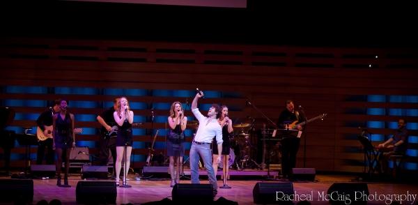 Jewelle Blackman, Kira Guloien, Robin Hutton, Chilina Kennedy and Josh Young Photo