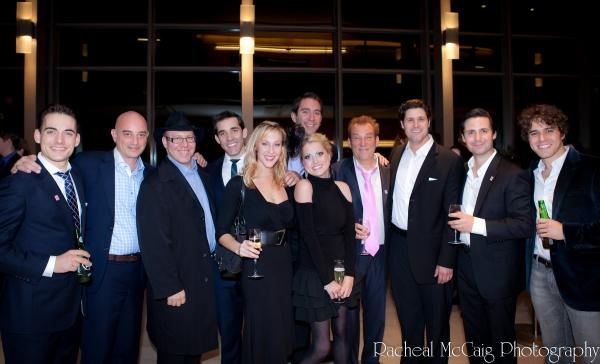 Adrian Marchuck, Levon Ichkhanian, Aubrey Dan, Jeff Madden, Elodie Gillett, Matt Cass Photo