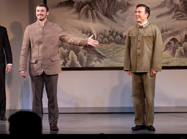 Photo Coverage: CHINGLISH Opens on Broadway!