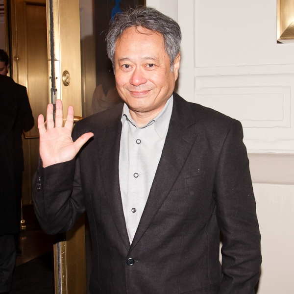 Ang Lee at CHINGLISH Opens on Broadway!