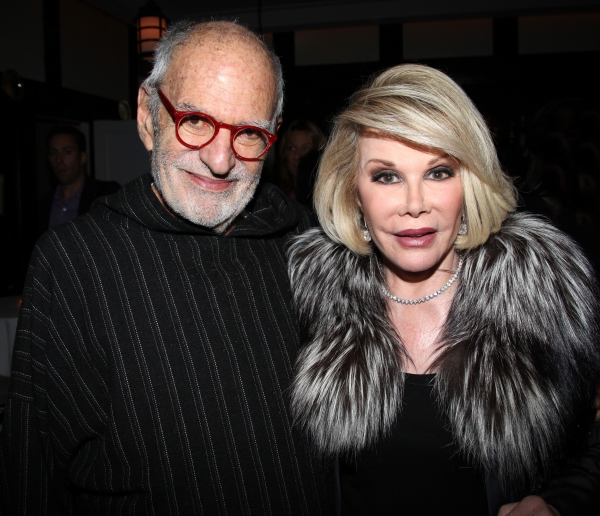 Photo Coverage: Joan Rivers Hosts Alan Shayne and Norman Sunshine's 'Double Life: A Love Story' Book Release Party