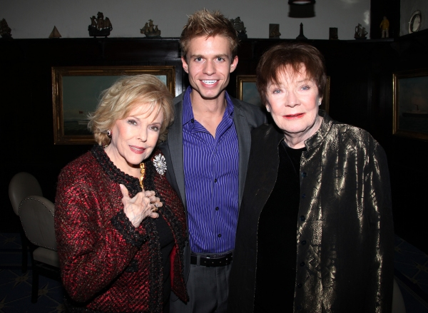 Eileen Fulton, Hunter Ryan Herdlicka, Polly Bergen