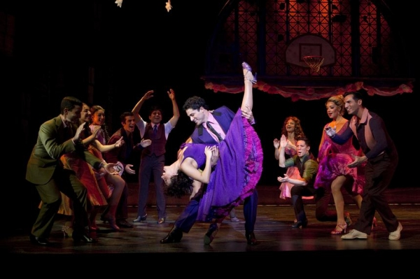 Photo Flash: New Cast Joins WEST SIDE STORY National Tour!