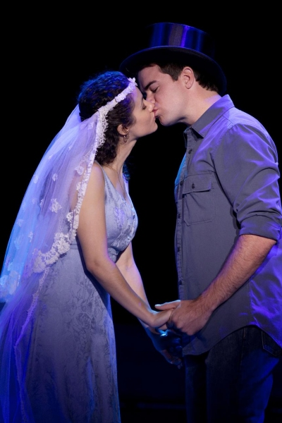 Evy Ortiz and Ross Lekites at New Cast Joins WEST SIDE STORY National Tour!