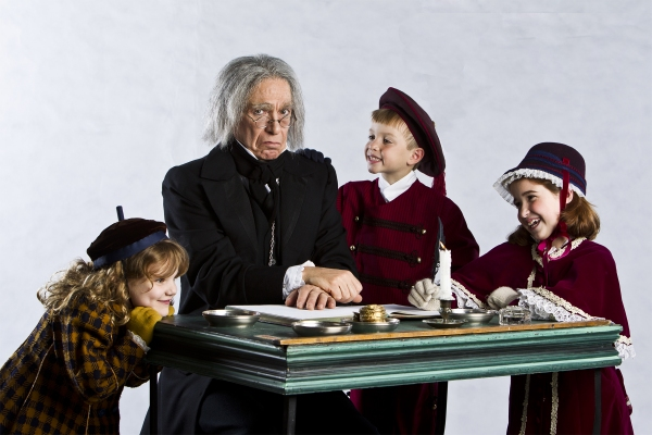 Photo Flash: Omaha Community Playhouse Presents A CHRISTMAS CAROL