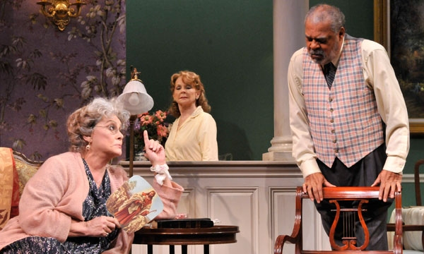 Photo Flash: The Old Globe Presents DIVIDING THE ESTATE