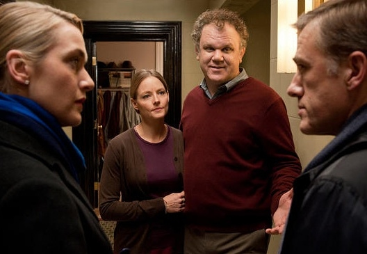 Kate Winslet, Jody Foster, John C. Reilly & Christoph Waltz at New Stills Released From Upcoming CARNAGE
