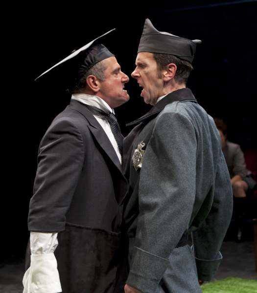 Steven Skybell and Robert Stanton at First Look at The Public Theater's LOVE'S LABOR'S LOST!
