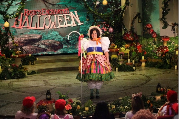 Photo Flash: Rosie Dresses Up for ROSIE'S ENCHANTED HALLOWEEN