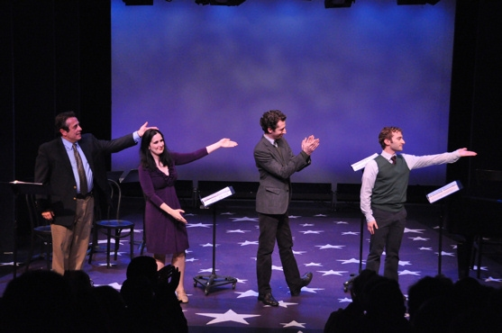 Photo Coverage: The York Theatre Company Presents TOMFOOLERY
