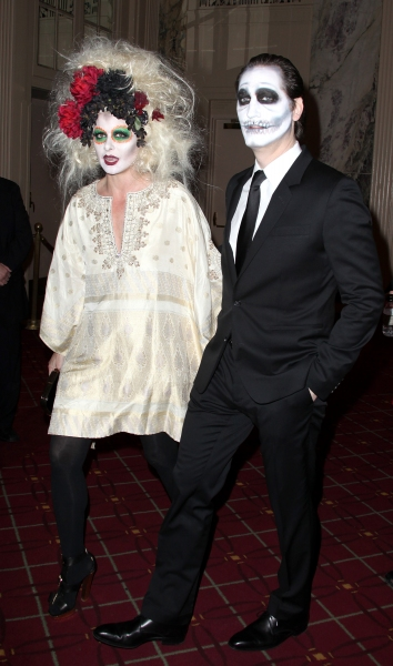 Photo Coverage: Bette Midler's 'Hulaween' Gala Benefit