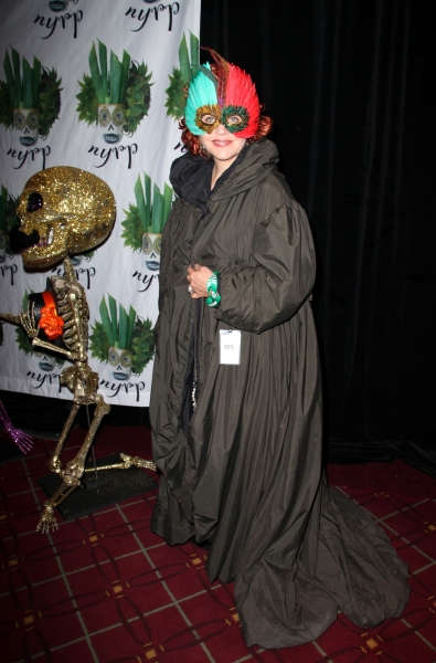 Renee Fleming at Bette Midler's 'Hulaween' Gala Benefit