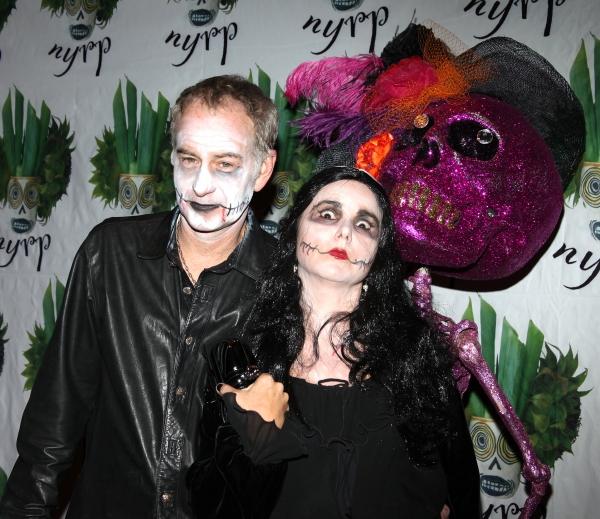 John McEnroe & Patty Smyth Photo