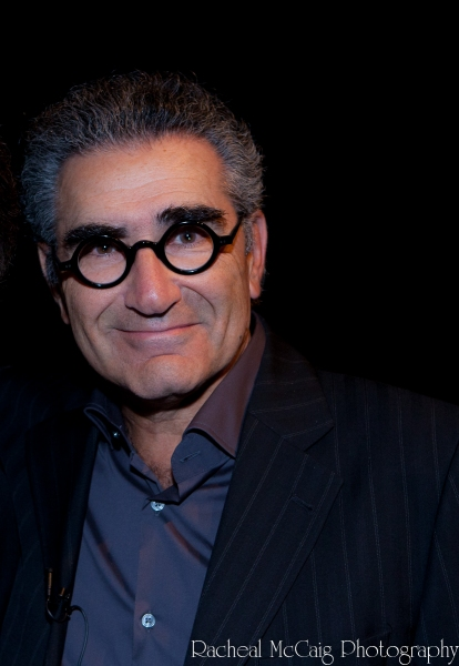 Photo Coverage: Exclusive: Eugene Levy On Stage in Toronto
