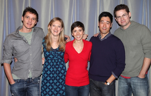Pedro Pascal , Marin Ireland, Jeanine Serralles, Peter Kim and Trent Dawson