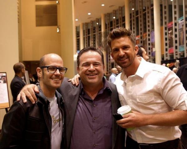 Jeffrey Landman, John Massey and Ryan Black