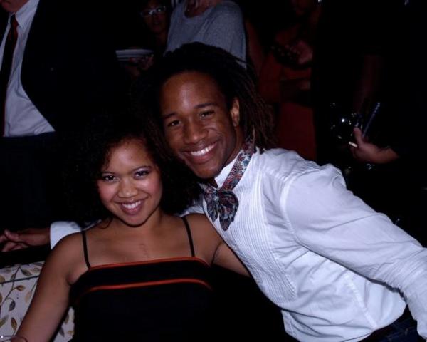 Chyka Jackson and Marcus Terrell Photo