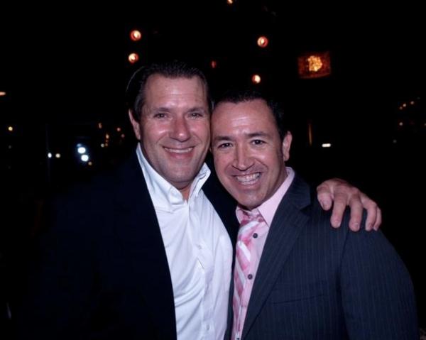 Jim J. Bullock and Steven Glaudini