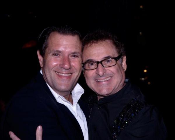Jim J. Bullock and Barry Pearl