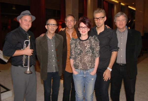 Photo Flash: Megan Mullallay and Supreme Music Program Debut at the RRazz Room