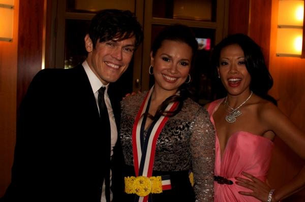 MiG Ayesa, Lea Salonga, J. Elaine Marcos