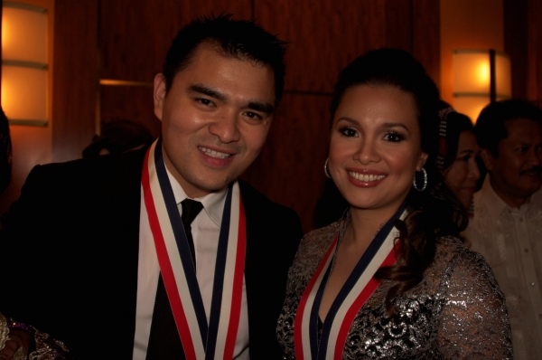 Photo Flash:  Salonga, Ayesa, Marcos et al. at TOFA-NY Awards