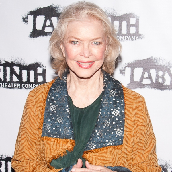 Ellen Burstyn at ATMOSPHERE OF MEMORY Celebrates Opening Night!