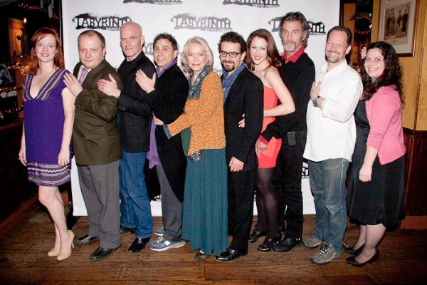 Kelley Rae O'Donnell, Sidney Williams, Paul Kandel, David Deblinger, Ellen Burstyn, Max Casella, Kelley Curran, John Glover, Charles Goforth, and Melissa Ross