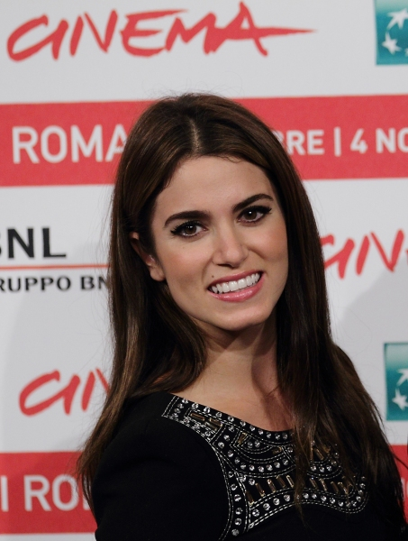 Nikki Reed at BREAKING DAWN: PART 1 Premieres at Rome Film Festival