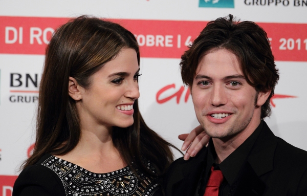 Nikki Reed, Jackson Rathbone at BREAKING DAWN: PART 1 Premieres at Rome Film Festival
