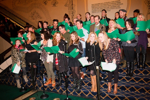 Photo Coverage: WICKED Company Treats Fans to 'Ultimate Encore' of 'Defying Gravity'