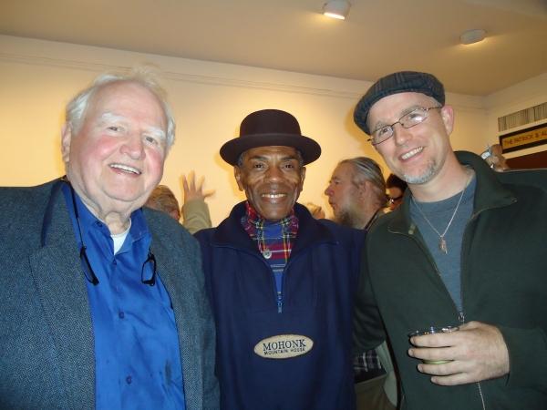 Photo Flash: RIVERDANCE Composer Bill Whelan Returns To Irish Arts Center