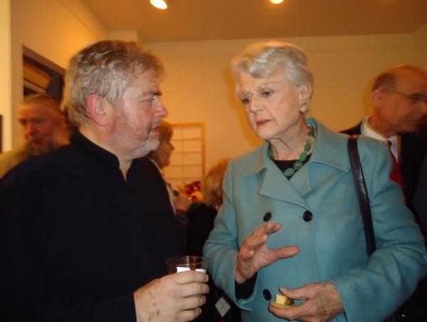 Bill Whelan, Angela Lansbury