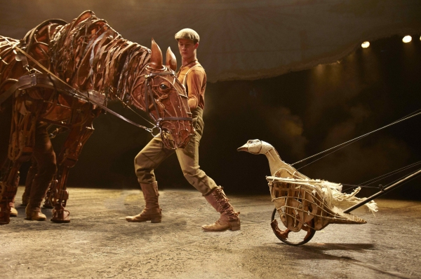Photo Flash: New Puppeteers And Actors Set For West End WAR HORSE