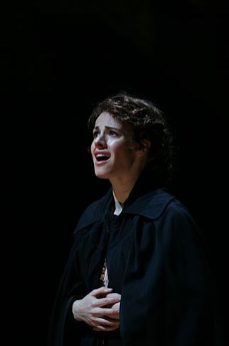 Photo Flash: First Look at Second Stage's THE BLUE FLOWER