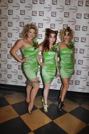 Broadway Dolls-Robyn Hurder, Hollie Howard and Nicolette Hart