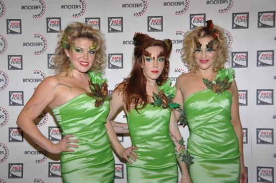 Robyn Hurder, Hollie Howard and Nicolette Hart