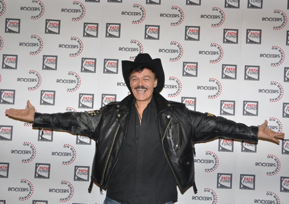 Randy Jones at Backstage at The Rockers on Broadway Halloween Spooktacular!